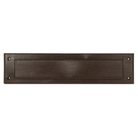 Ellen Letterbox Seal with flap Brown