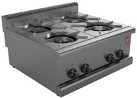 Boiling Top G350 4 Burner 16,000btu 700 x 650 x 305mm