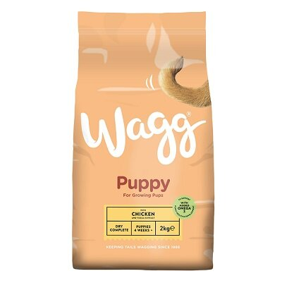 Wagg Complete Puppy Food 2kg