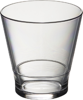 255ml Whiskey Tumbler Clear - Roltex