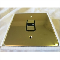 xFP Polished Brass IR ELEC DIM 1G Black | LV0701.0520