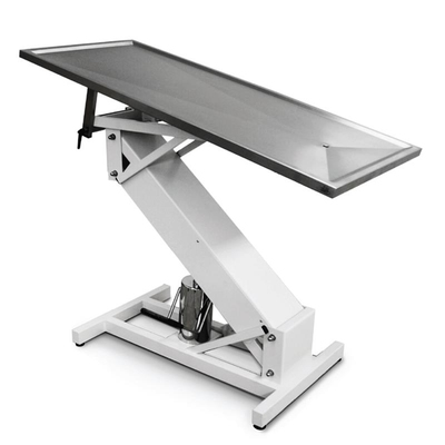 Purfect S/S Table Hydraulic Flat Top & Z Frame 130 x 60cm