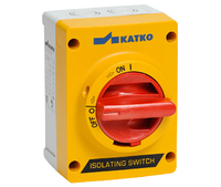 KEM310UY/R katko enclosed isolator