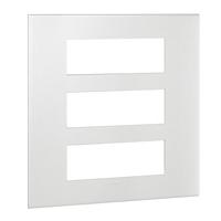 Arteor (British Standard) Plate + Support 3x6m Square White| LV0501.0104