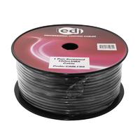 LEDJ 100m 2 Core Screened DMX Cable Drum