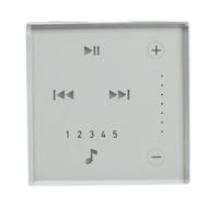 Nuvo Wall Keypad White NV-P20-ARWH