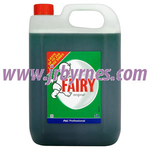 Fairy 5lt PROF WashingUp Liquid x1