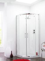 800 X 800 Quadrant Shower Door Enclosure 6mm