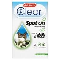 Cat Flea & Insect Treatments