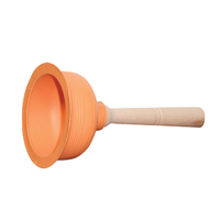 Buffalo Premium Large Orange Plunger