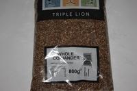 corriander seeds 340g