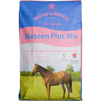 Dodson & Horrell Sixteen Plus Horse Mix 20kg [Zero VAT]