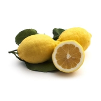 Lemons: Unwaxed Box 6kg
