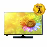 "Walker 24"" HD Ready LED Ultraslim TV - Saorview Approved"