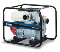 SDMO XT3.78H  Heavy Duty Trash Pump