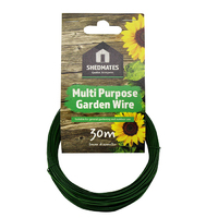 Kingfisher Multi Purpose Garden Wire 30m x 1mm (GSW102)
