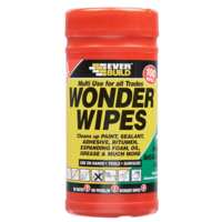 EVERBUILD WONDER WIPES TUB 100