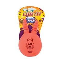 Good Boy LOB-IT! Space Lobber Latex Dog Toy Junior x 6