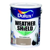Dulux Weathershield Antelope 5L