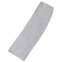 Supertouch Leather Sleeves, Grey