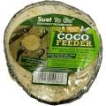 Suet to Go Half Filled Coconut Insect x 10