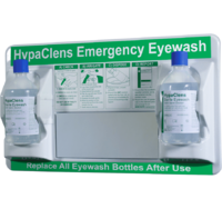 HypaClens Eyewash Station With Mirror