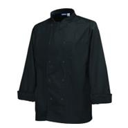 Stud Jacket Black Long Sleeve - Large 112-116cm