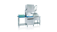 Meiko Pass Thru Dishwash with Softener & Active Airbox