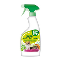 Get Off Natural Pet Bed Odour Neutraliser x 1