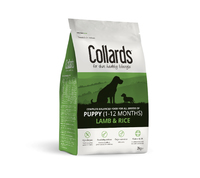 Collards Puppy - Lamb & Rice 2kg