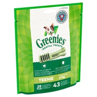 Greenies Original Dental Treats - Teenie 340g x 1
