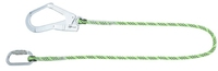 Miller kernmantel single restraint lanyard 2M