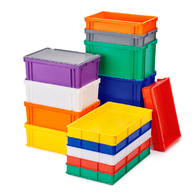 Plastic Food Storage Trays and Containers