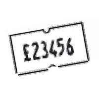 CT1 Price Label Yellow - 10K