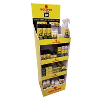 Hot Spot Floor Standing Display Unit