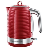 RUSSELL HOBBS JUG KETTLE RED