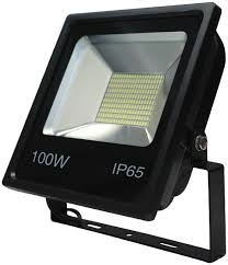 100W LED SMD Floodlight with Photocell
