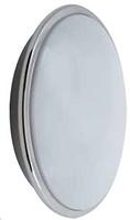 ECLIPSE S/CHROME 2D 38W IP20 LESS LAMP