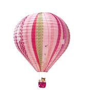 Paper Lantern Balloon Liz.
