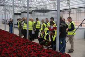HDC/IPPS Study Day 2014 'Innovation in Plant Production'