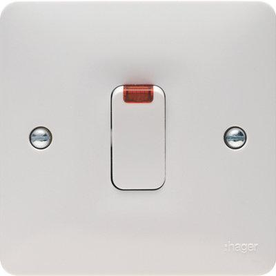 20A 2 Pole Switch+LED Indicator | LV0301.0752