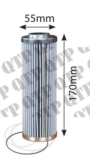 Hydraulic Filters For Tractors : Hydraulic filter  tractor spares