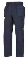 Snickers 6201 Navy AllWorkWear Trousers