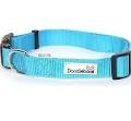 Doodlebone Adjustable Bold Collar Large - Blue x 1