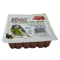 Suet to Go Berry Suet Block (Violet Box) x 6