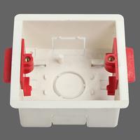 35mm 1 Gang Dry Lining Box