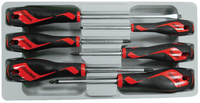 TENGTOOL MD906N 6 PIECE SCREWDRIVER SET (FLAT, PH, PZ) (Annual Christmas Sale Special Price)