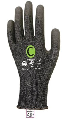 REDBACK PU Coated Glove Cut 5 (Pair)