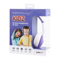 GV-590-VW Kidz DJ Deadphones Purple