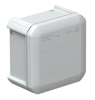 Junction Box 85x85x46 with connector
